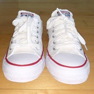 Converse Shoes - CONVERSE, White, Size 7
